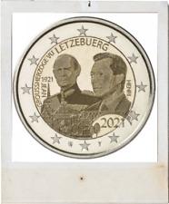 2 EURO *** Luxembourg 2021 *** 100 jaar/ans Jean - PHOTO !!!
