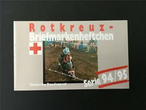 GERMANY BOOKLET 1994 RED CROSS COSTUMES CROIX ROUGE ROTES KREUZ h4944