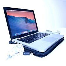 """Apple MacBook Pro 13"""" MAX   16GB RAM   2TB SSHD Drive   Pre-Retina   NEW Battery"""