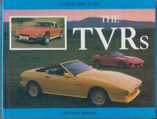 TVR TASMIN 420SEAC TUSCAN S GRIFFITH CHIMAERA DESIGN & PRODUCTION HISTORY BOOK