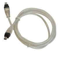 Durpower 3FT Firewire 4-4 Pin DV Video Cable//Cord//Lead For Canon MV500 MV700 MV901//i MV930//i