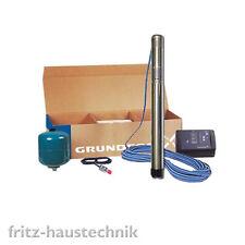 Grundfos SQE 3-65 Konstantdruckpaket Wasserversorgungspaket 96524501 Brunnenpump