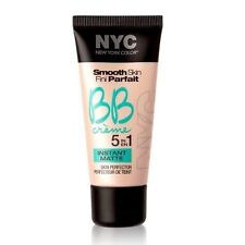 NYC SMOOTH BB CREME 5 IN 1 INSTANT MATTE SKIN PERFECTOR - 01 LIGHT