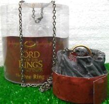 """Il Signore degli anelli/Lord of the rings """"The one ring/l'unico anello s/roccia"""""""