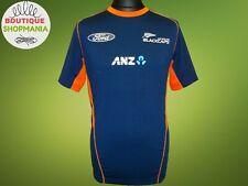 New Zealand National Blackcaps Training 2017 Conterbury Cricket Shirt Maillot
