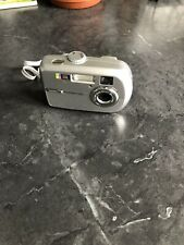 Kodak EasyShare C340 5.0MP Digital Camera - Silver(barely used)
