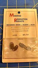 Mpp 035 Aluminum & Copper Super Prooffer Kit C Tyle End Bells 1/24 Mid America