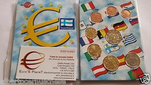 2014 FINLANDIA 8 monete 3,88 EURO fdc UNC finnland finlande finland suomi