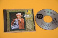 CD ( NO LP ) GRIEG HISTORICAL VOCAL ORIG 1993 CON LIBRETTO EX TOP CLASSICA LIRIC