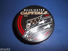 NEW WASHINGTON CAPITALS OFFICIAL NHL HOCKEY PUCK  NHL LICENSED PUCK 4