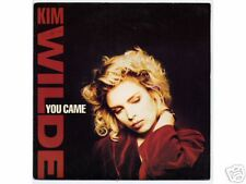 45T - KIM WILDE / you came