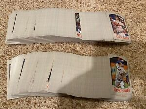 2016 Topps Gypsy Queen COMPLETE 300 CARD BASE SET w/ Corey Seager RC, Trout