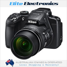 NIKON B700 BLACK COOLPIX DIGITAL FULL 4K UHD CAMERA 20MP 60X OPTICAL ZOOM