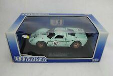 1:18 Universal Hobbies #3181 FORD GT 40 MK2 Le Mans 1967 #57 - RARITÄT -