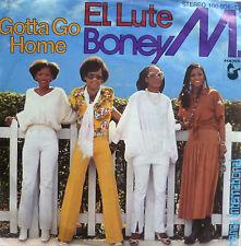 "7"" 1979 KULT! BONEY M. El Lute + Gotta Go Home /MINT-?"