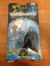 2004 Van Helsing Monster Slayer Action Figure - Van Helsing  - MOSC