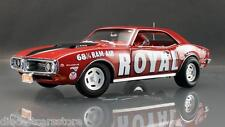 ACME A1805202 ACE WILSON'S 1968 1/2 ROYAL PONTIAC FIREBIRD DRAG CAR 1/18 RED