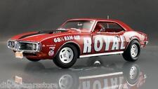 ACME A1805202 ACE WILSON'S 1968 1/2 ROYAL PONTIAC FIREBIRD DRAG CAR 1/18 RED