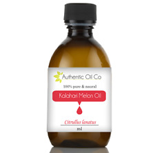 Kalahari Melon Seed Carrier Oil Base Skin Care Cold Pressed Massage Aromatherapy