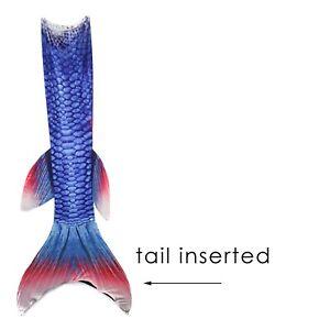 New Mermaid Tail Swimwear Costume That You Can Actually Swim In Fun Water Sports