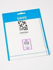 DAVO CRISTAL STROKEN MOUNTS C112 (154 x 116) 10 STK/PCS