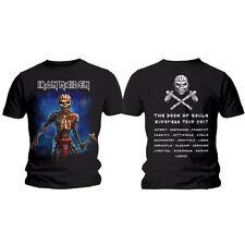 Gildan Short Sleeve Iron Maiden T-Shirts for Men