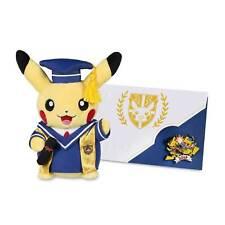 Pokemon Celebrations: Doctor Graduation Pikachu Bundle (Plush, Card & Pin)