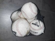 Lot 6 Worth Wc12 Official League Softballs New