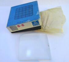 Pentacon Six 6 focusing matte screen ground glass plain