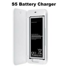 External Spare Battery Charger For Samsung Galaxy S5 mobile phone  i9600  s5 neo