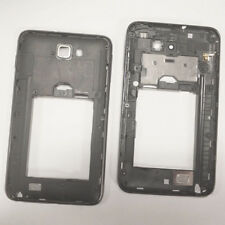 Marco Bisel Chasis para Samsung Galaxy Nota N7000 Cromo Gris Original