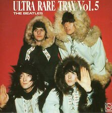 "THE BEATLES ""ULTRA RARE TRAX VOL. 5"" CD SWINGIN' PIG / LENNON McCARTNEY HARRISON"