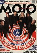 Prince,Dr John,Gene Clark,Randy Newman,James Brown,Joni Mitchell UK magazine