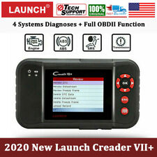 LAUNCH X431 Scanner Automotive OBD2 Engine Fault Check Code Reader Emission Test