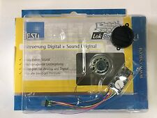 +++ ESU 56499 LokSound v4.0 32 Mbit 6-pin souhait Sound