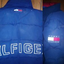 Vintage Tommy HILFIGER 90's Goose Down Jacket women's small-large