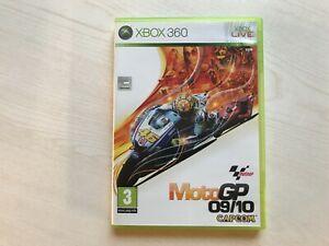 MotoGP 09/10 (Xbox 360) Game UK PAL USED