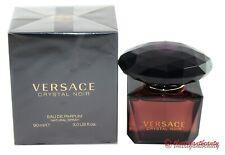 Versace Crystal Noir 3.0oz/90ml Edp Spray For Women New In Box