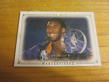 Kobe Bryant 2009-10 Upper Deck Masterpieces #MAKB Trading Card NBA Lakers