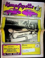 Vtg Kemp Gazette Magazine Vol 5 No 12 KKOA  Lady Kemper's m914