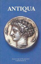 Antiqua Inc. Ancient Art & Numismatics Catalogue X. WOODLAND Hills circa USA