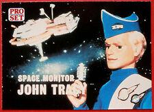 Thunderbirds PRO SET - Card #047 - Space Monitor, John Tracy - Pro Set Inc 1992