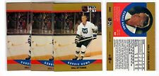 1X GORDIE HOWE 1990 91 Pro Set #660 Lots Available Red Wings Hall Of Famer