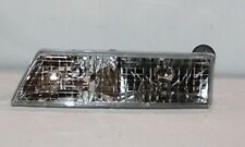 Left Side Replacement Headlight Assembly For 1995-1997 Mercury Grand Marquis