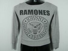 ROCKER BABY RAMONES Hey Ho Let/'s Go ViP Kids Rock Star/'s Sweater T-Shirt 92//98