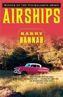 Airships: By Hannah, Barry