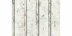 6 Rollen Tapete Finest Selection Vliestapete Dekora Natur 6 Holz Grau 549535