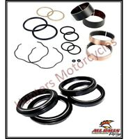 KTM SXF450 (2008 to 2011) Front Fork Bush Bushes Fork Oil & Dust Seal Kit Set