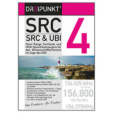 SRC UBI Prüfungsvorbereitung # Funk Lernsoftware Lernprogramm Funksimulator Boot