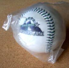 Hershey's Syrup 1998 Colorado Rockies AS All-Star baseball ball purple/green